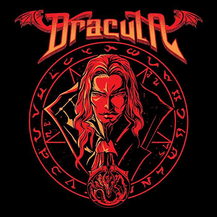 Once Upon a Tee: Dracula Force