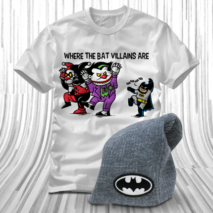 ShirtPunch: Cape and Beanie Bundle