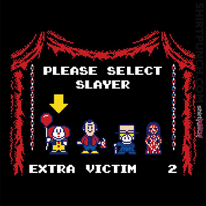 ShirtPunch: Super King Bros.