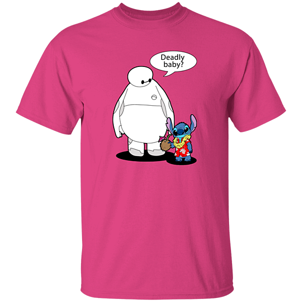 Pop-Up Tee: Deadly Baby