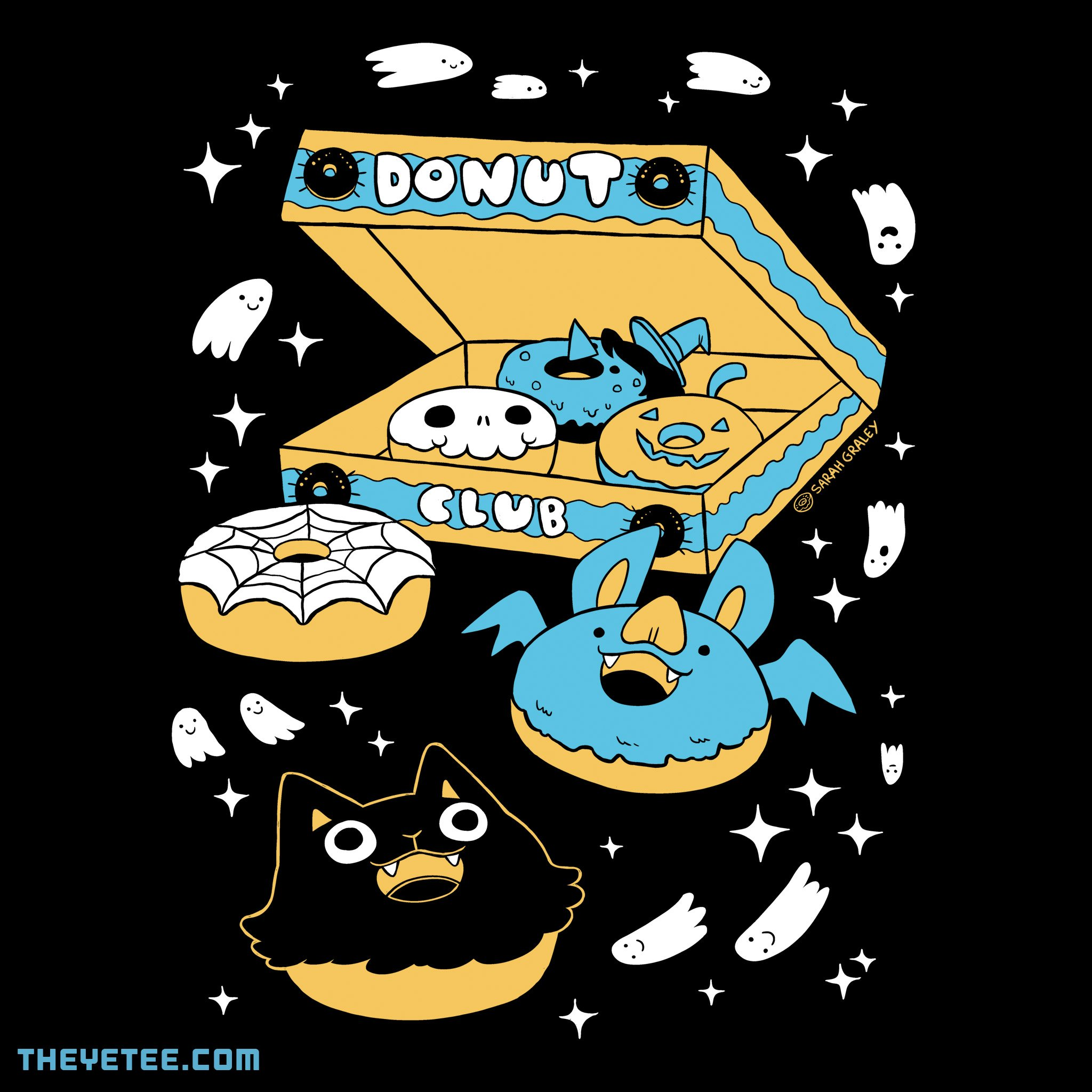 The Yetee: Donut Club