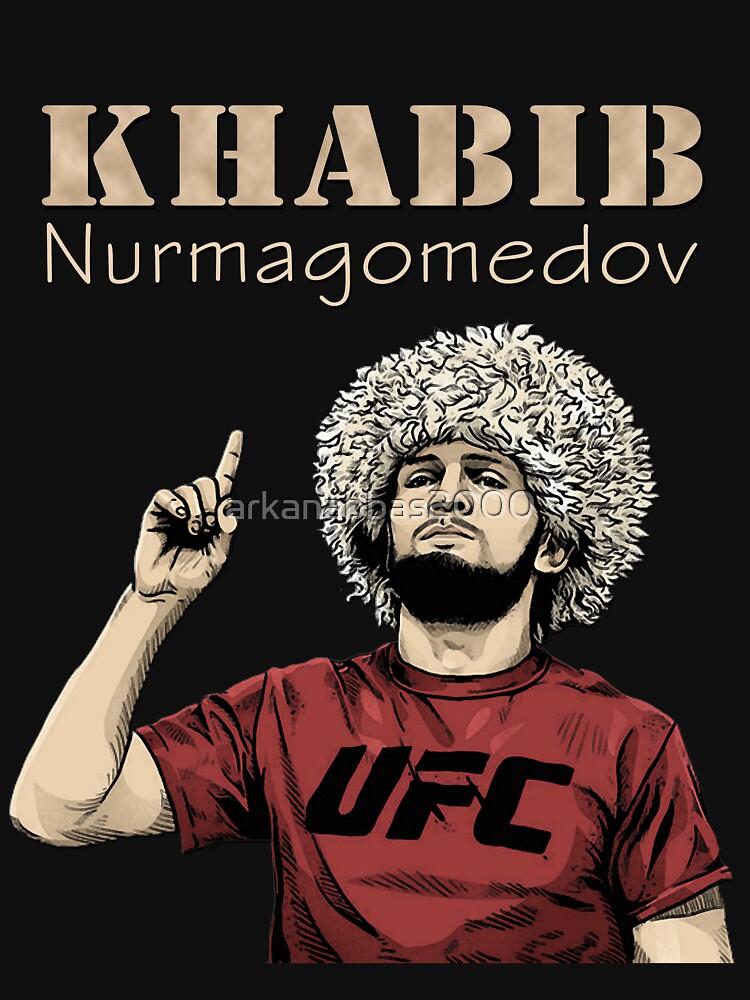 RedBubble: KHABIB NURMAGOMEDOV,UFC229 BOXING T-shirt