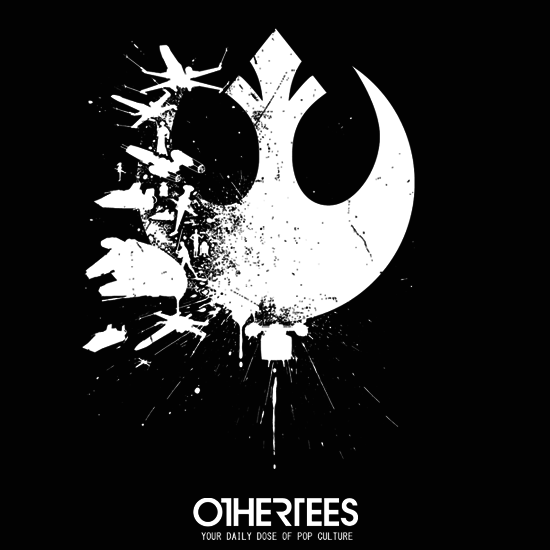 OtherTees: Heroes Of The Rebellion