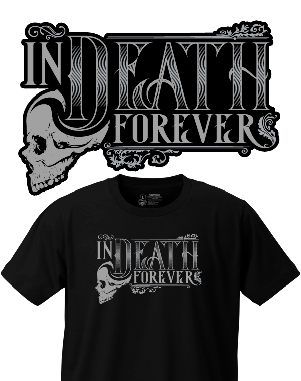 teeVillain: In Death Forever