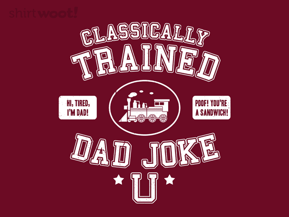 Woot!: Dad Joke U