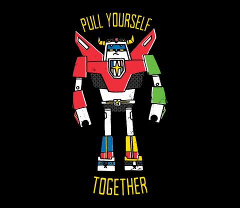 TeeFury: Pull Yourself Together