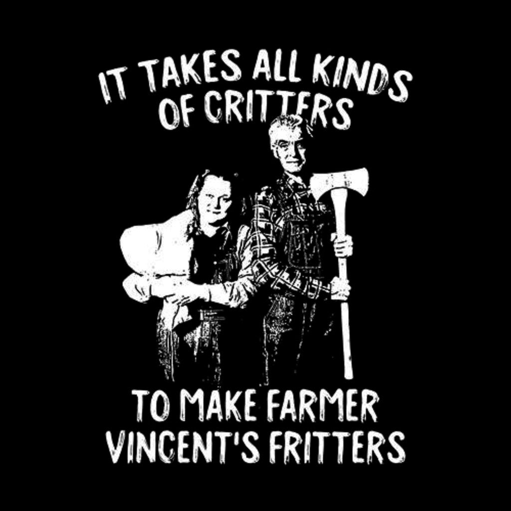 Five Finger Tees: It Takes All Kinds Of Critters T-Shirt