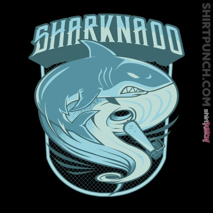 ShirtPunch: Sharknado