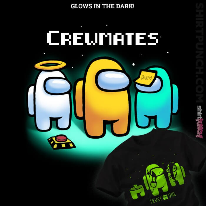 ShirtPunch: Crewmates DX