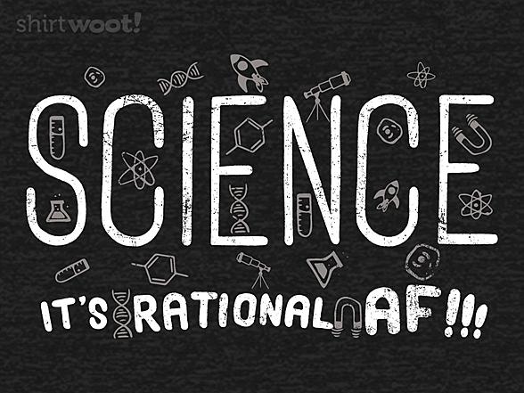 Woot!: Rational AF