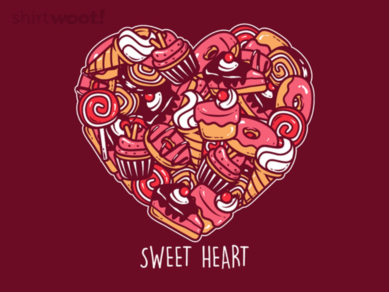 Woot!: Sweet Heart - $8.00 + $5 standard shipping