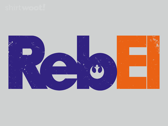 Woot!: Rebel Express