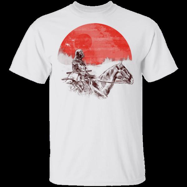Pop-Up Tee: Lost Samurai