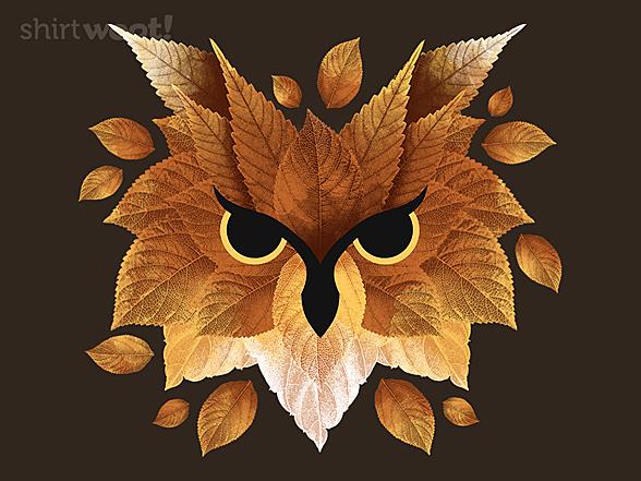 Woot!: Owl of Leaves