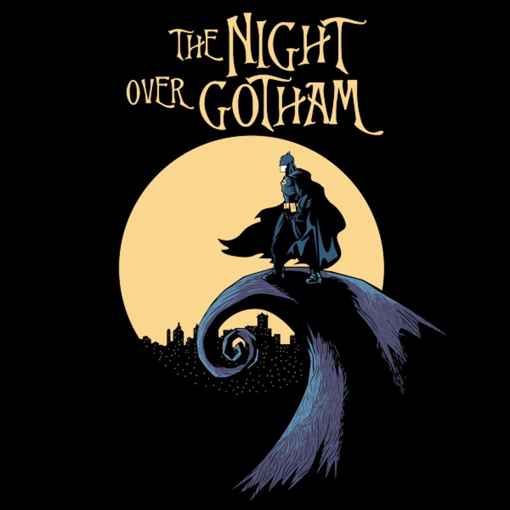NeatoShop: The Night Over Gotham