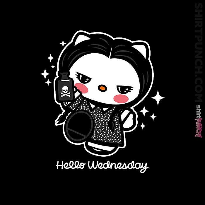 ShirtPunch: Hello Wednesday