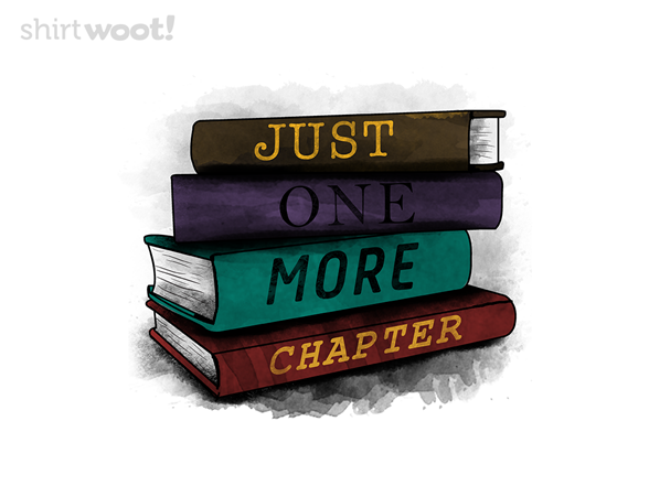 Woot!: Just One More Chapter