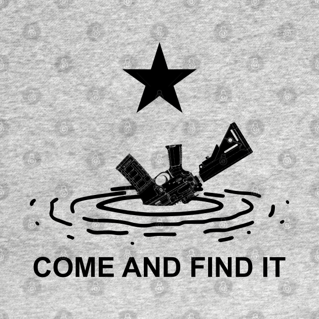 TeePublic: Come and Find It - Boating Accident
