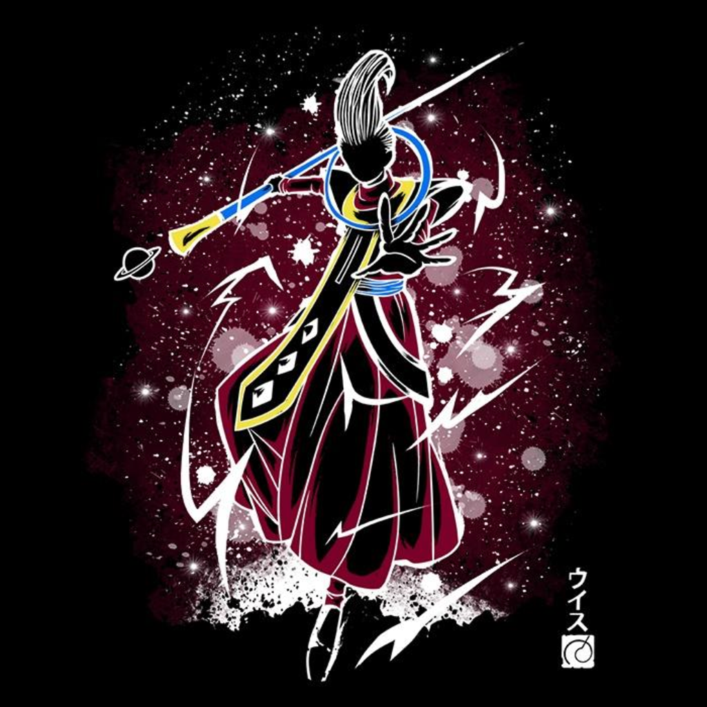 Once Upon a Tee: The Angel Master