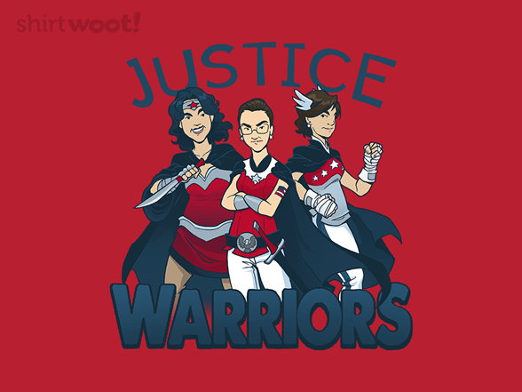 Woot!: Supreme Justice Warriors