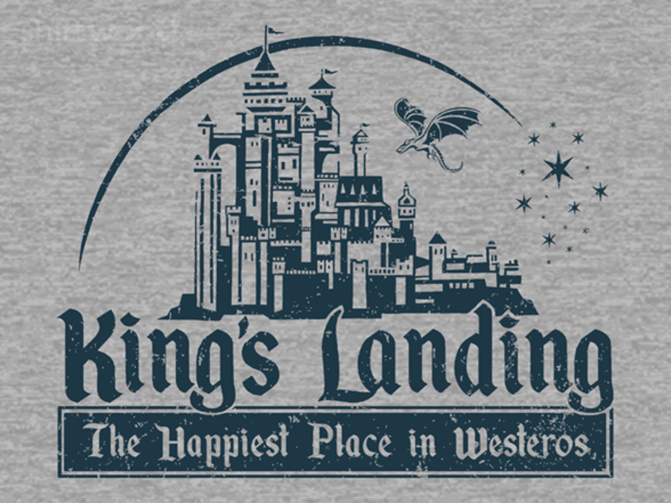 Woot!: The Happiest Place in Westeros