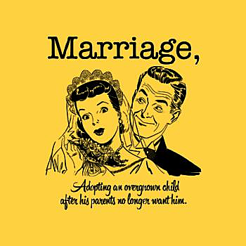 BustedTees: Marriage
