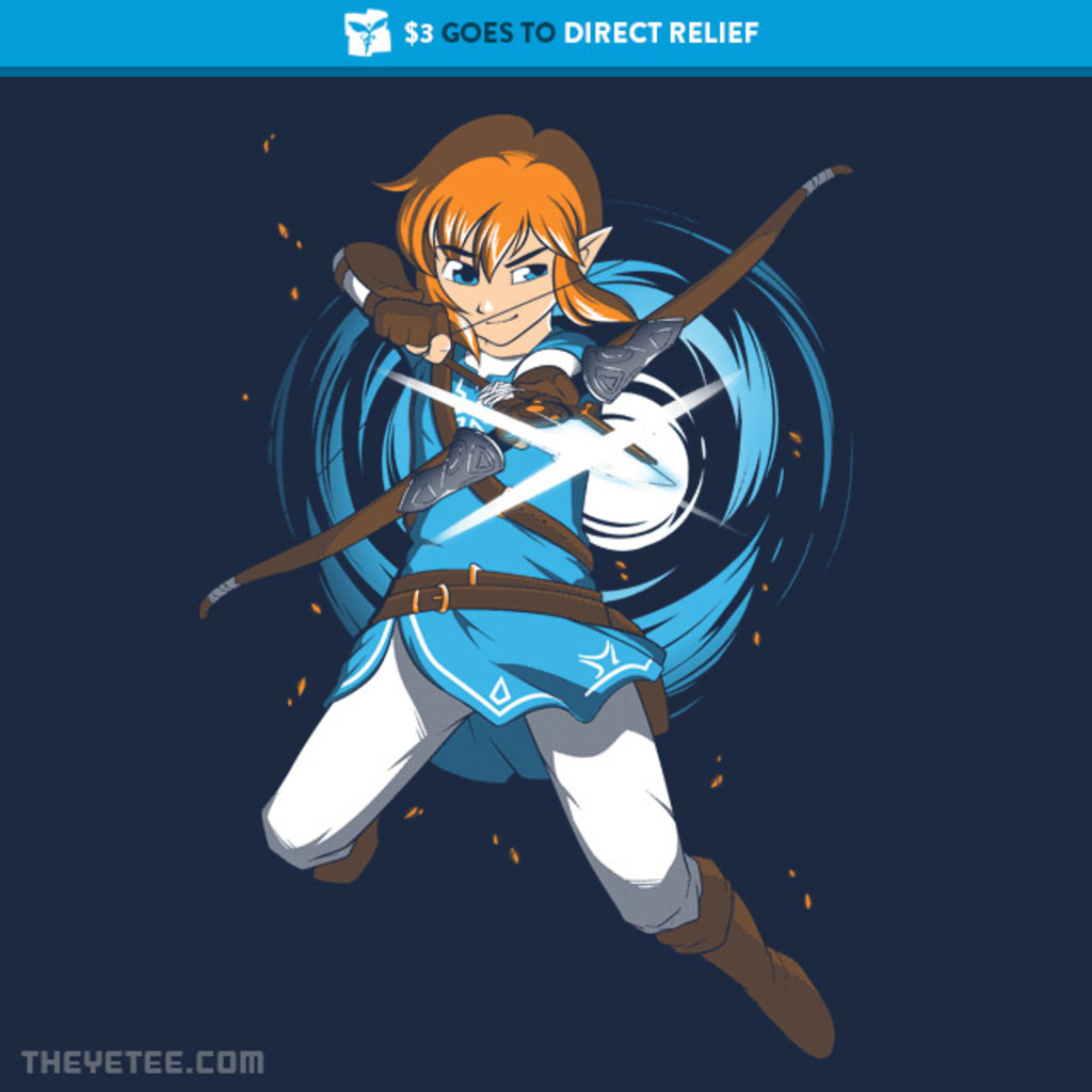 The Yetee: Beastly Bow