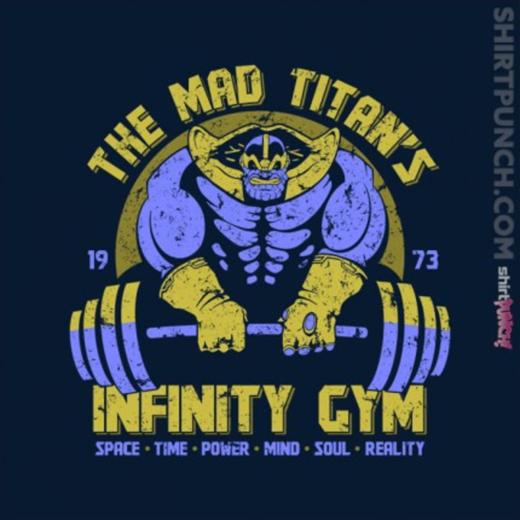 ShirtPunch: Infinity Gym