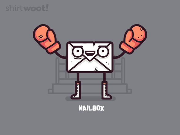 Woot!: Mailboxing
