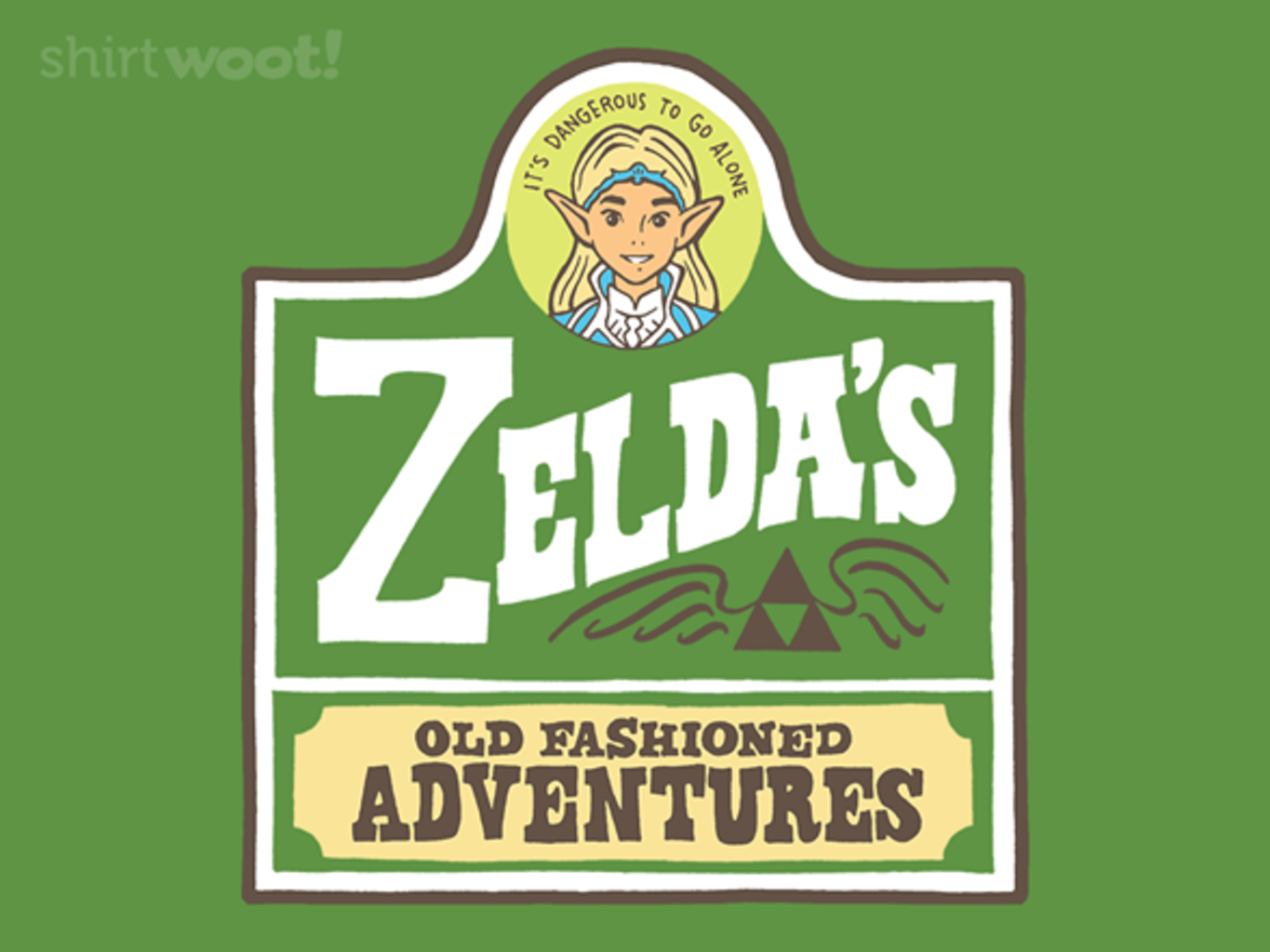Woot!: Old Fashioned Adventures