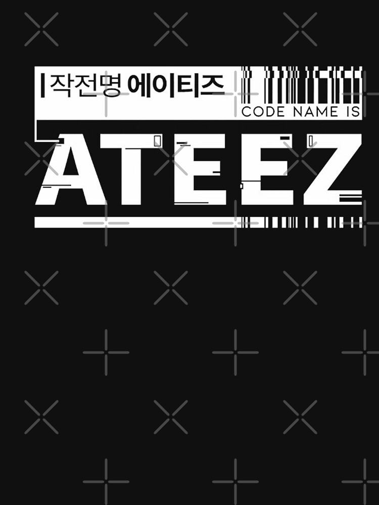 RedBubble: CODE ATEEZ
