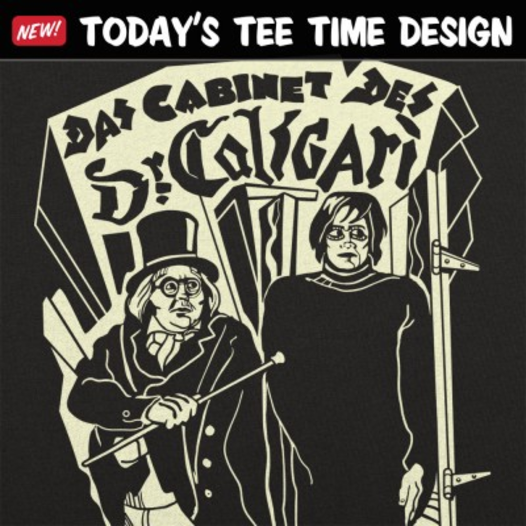 6 Dollar Shirts: Doctor Caligari