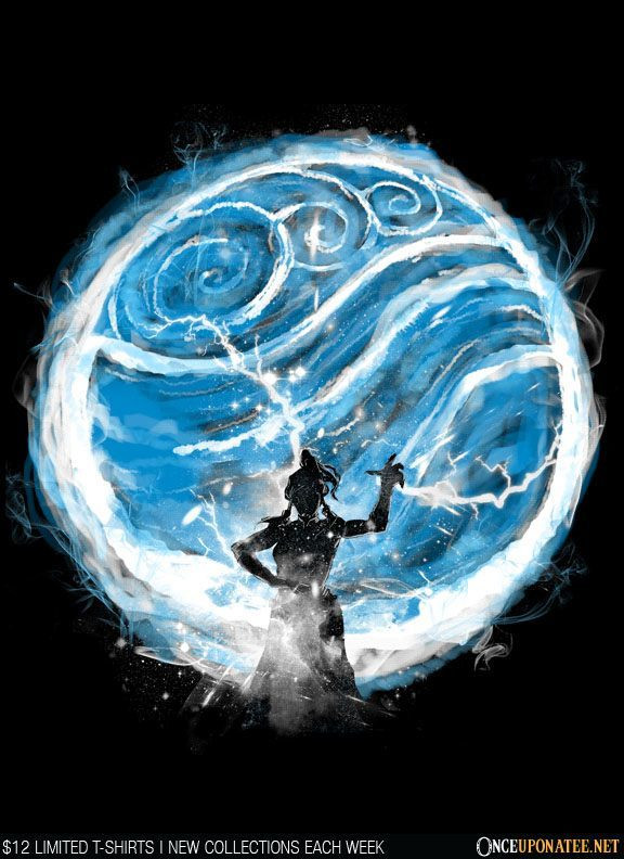 Once Upon a Tee: Water Silhouette