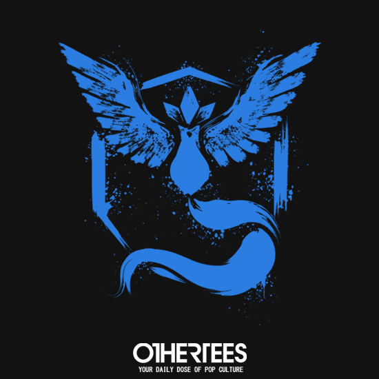 OtherTees: Team Mystic