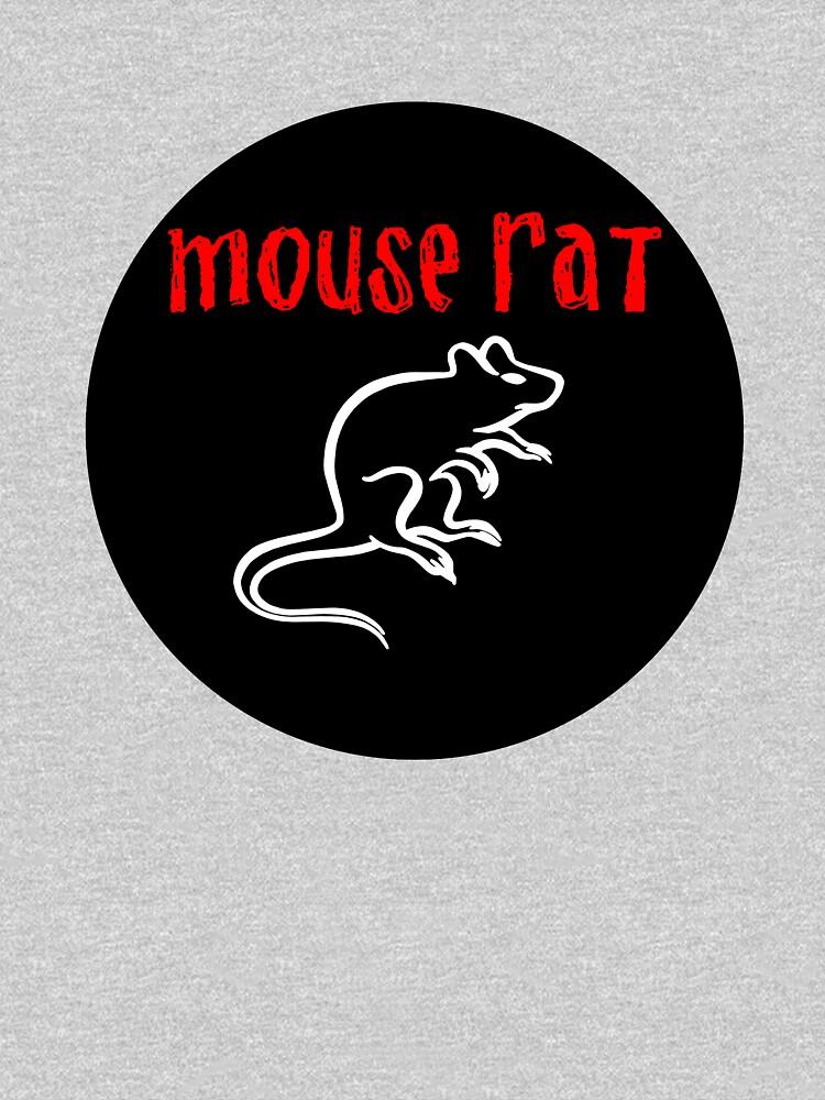 RedBubble: Mouse Rat