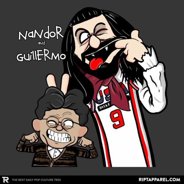Ript: Nandor and Guillermo