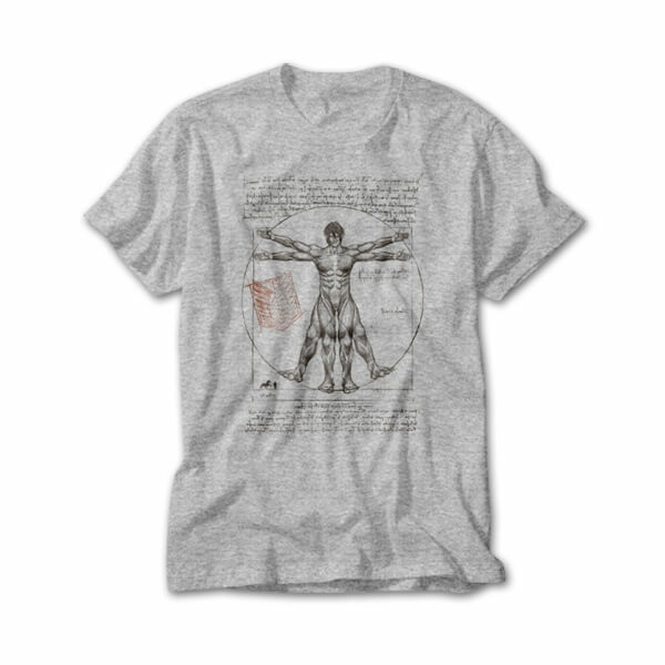 OtherTees: Vitruvian titan