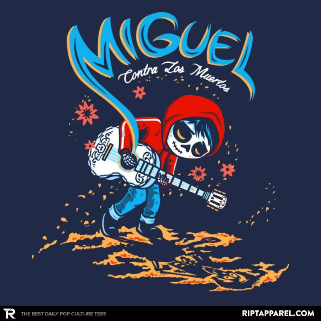 Ript: Miguel VS The Dead