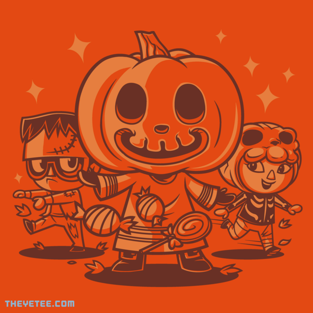 The Yetee: Czar of Halloween