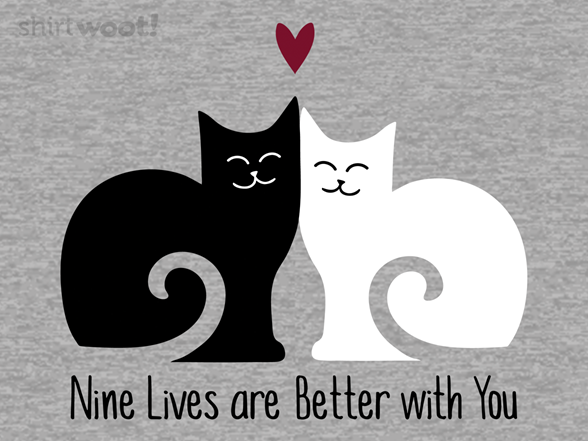 Woot!: Nine Lives With You