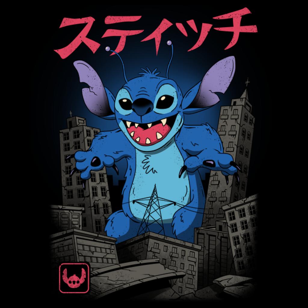 NeatoShop: Kaiju 626