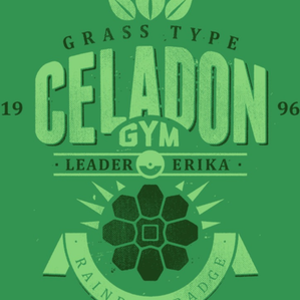 Once Upon a Tee: Celadon City Gym