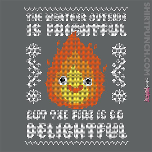 ShirtPunch: Delightful Fire