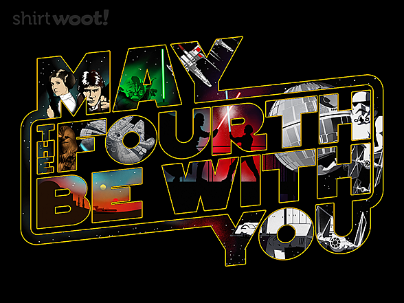 Woot!: May The Force