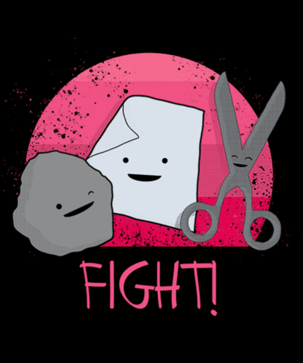 Qwertee: The Original Fight Club