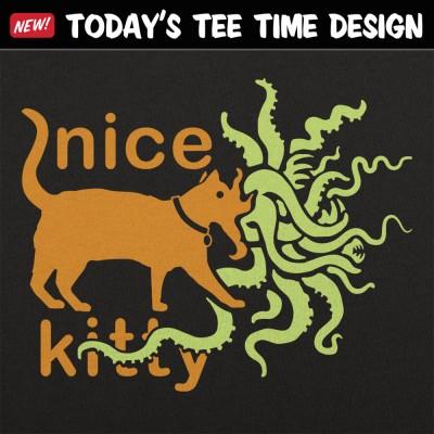 6 Dollar Shirts: Nice Kitty