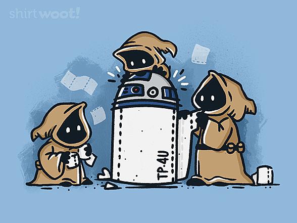 Woot!: TP-4U