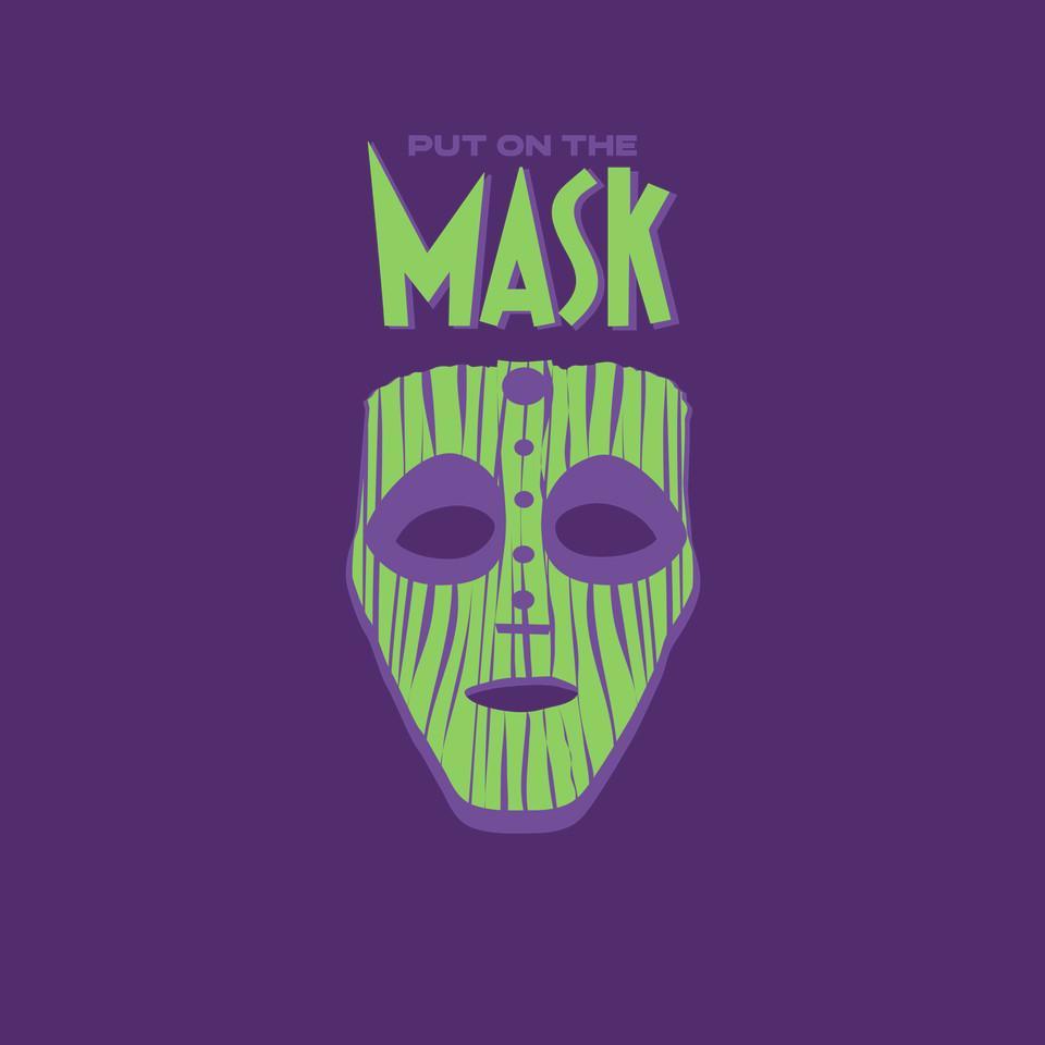 TeeFury: Put on The Mask
