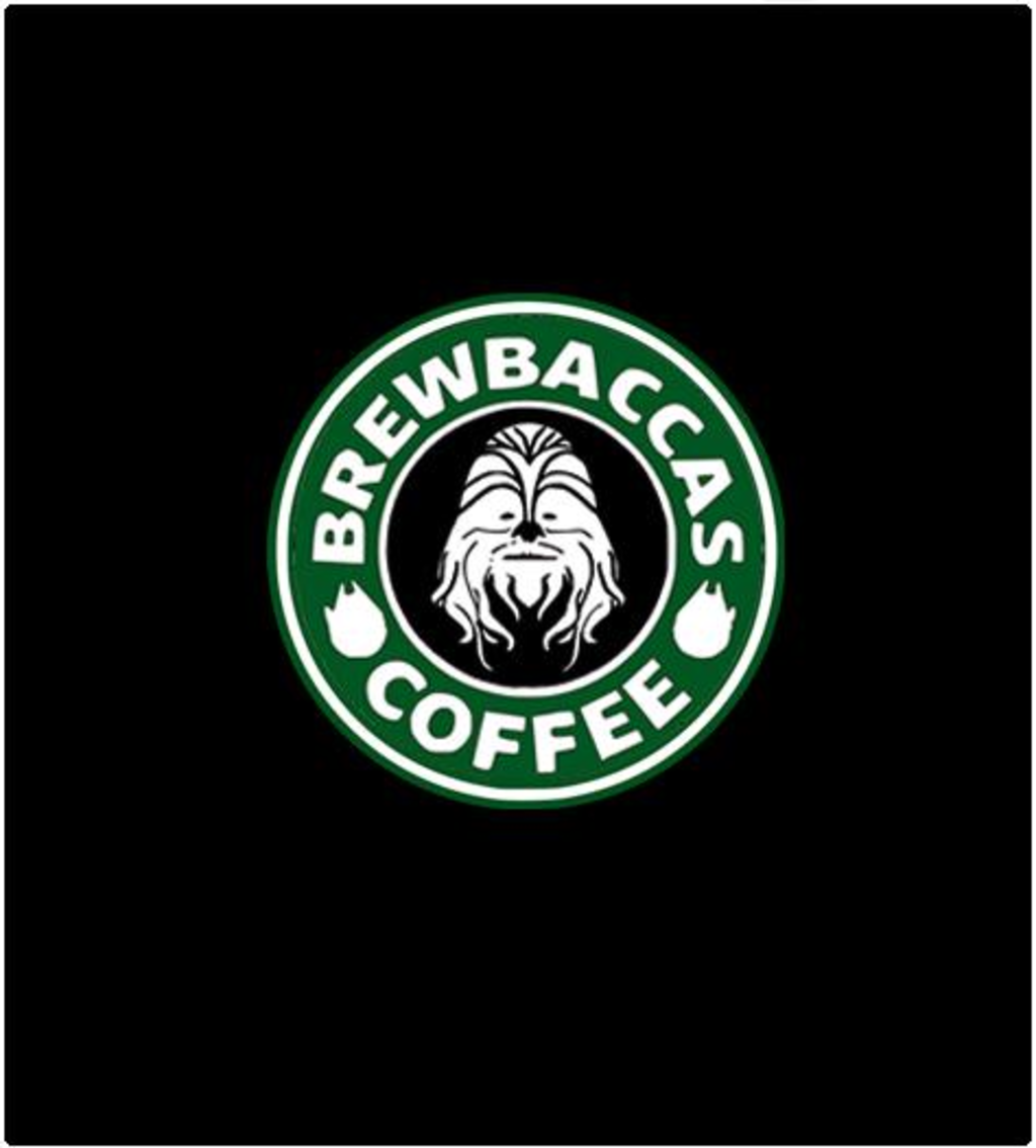 Shirt Battle: Brewbaccas Coffee
