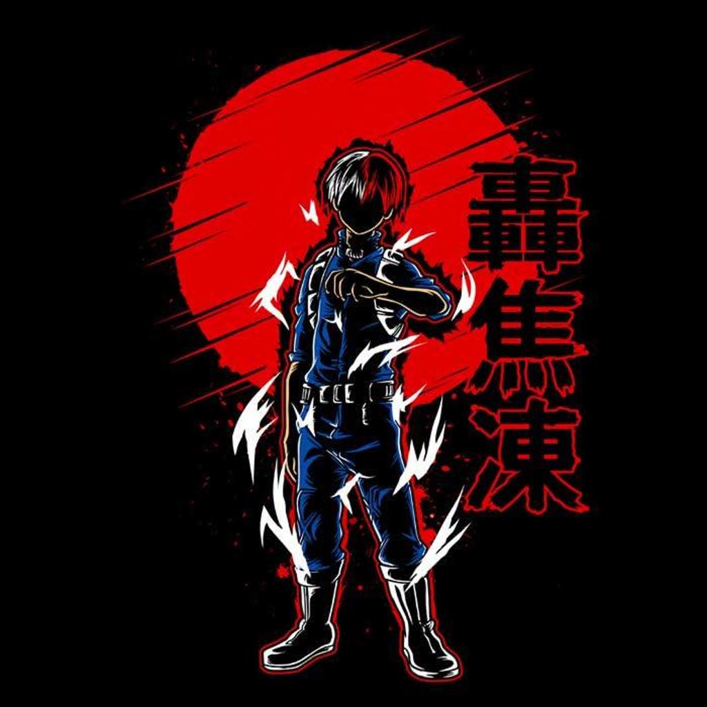 Once Upon a Tee: Todoroki Power